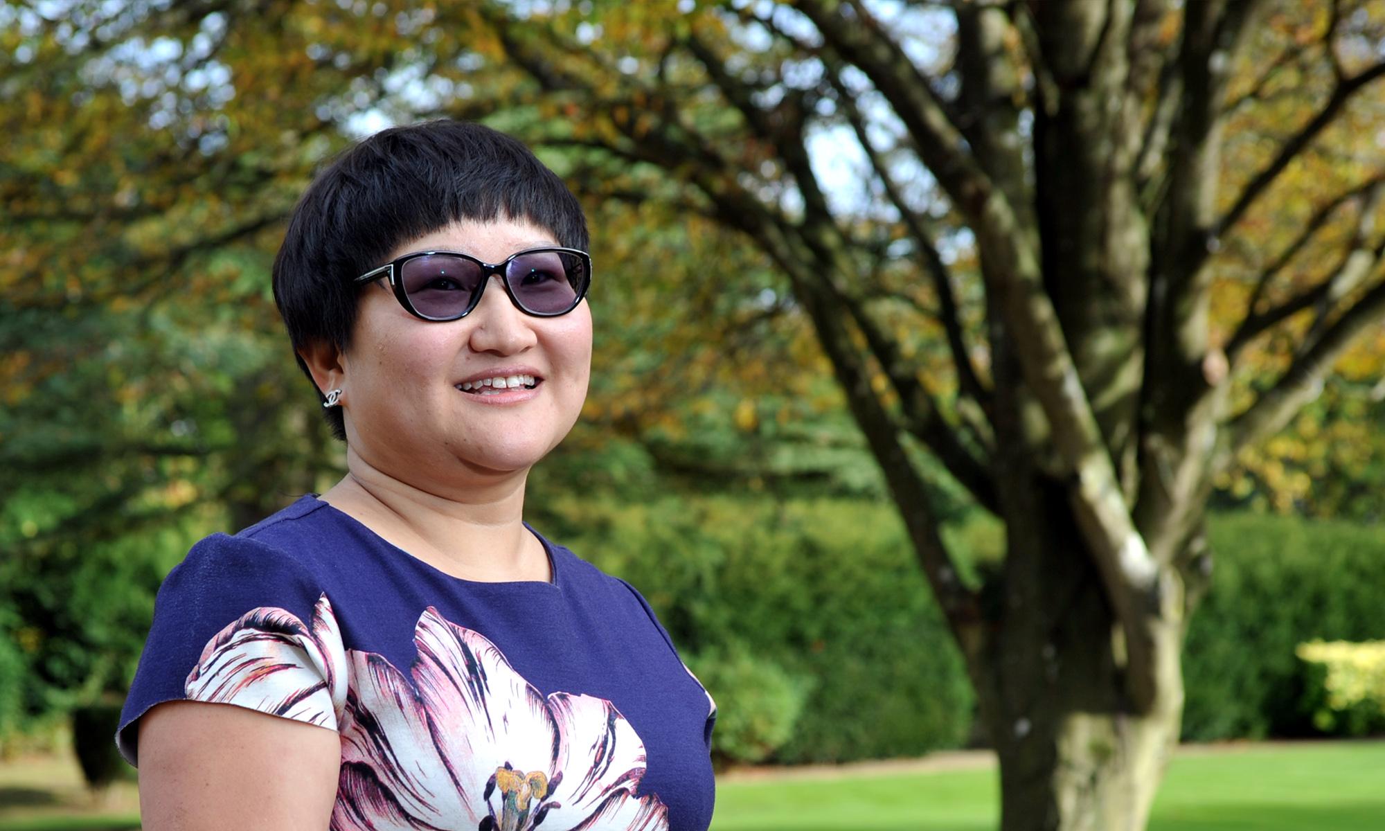 Dr Carol Zhang