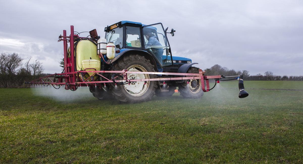 Crops & Pesticides