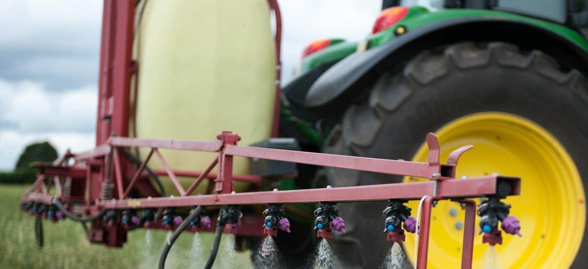 Pesticides Crop Sprayer