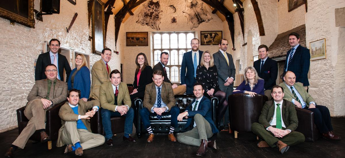 Worshipful company of Farmers ACABM 2018 Course at the RAU
