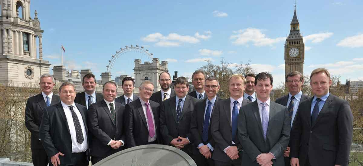 London celebrations for prestigious agricultural course
