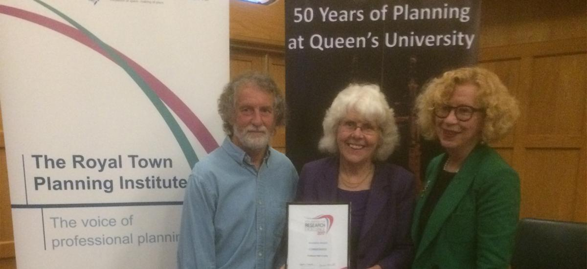 RAU commended at national research awards