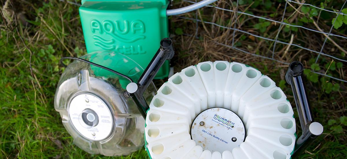 RAU and Thames Water field work initiative underway