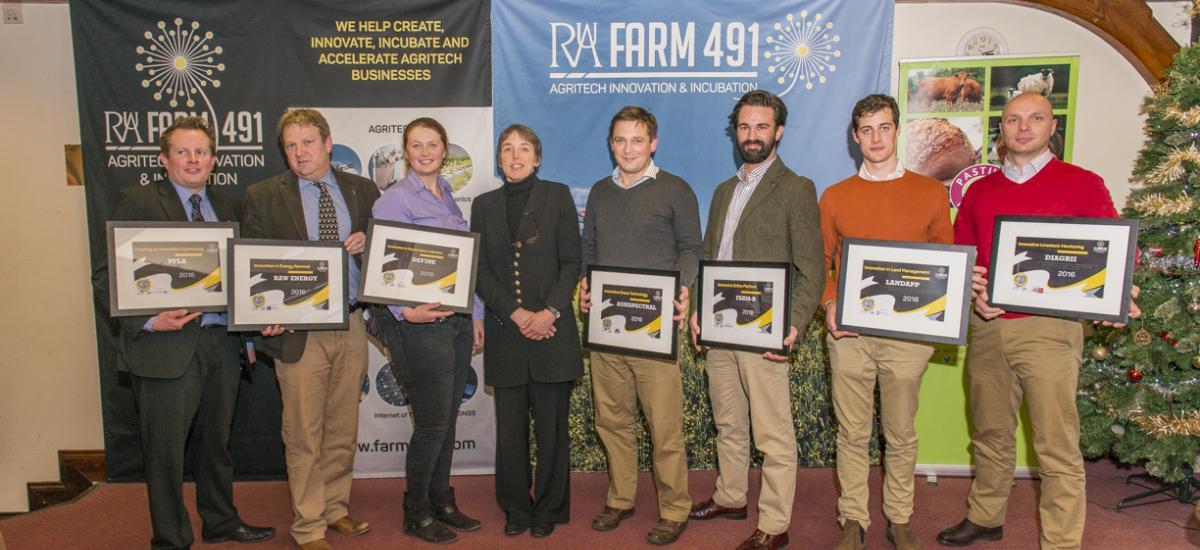 Farm491 Agritech Innovation Awards