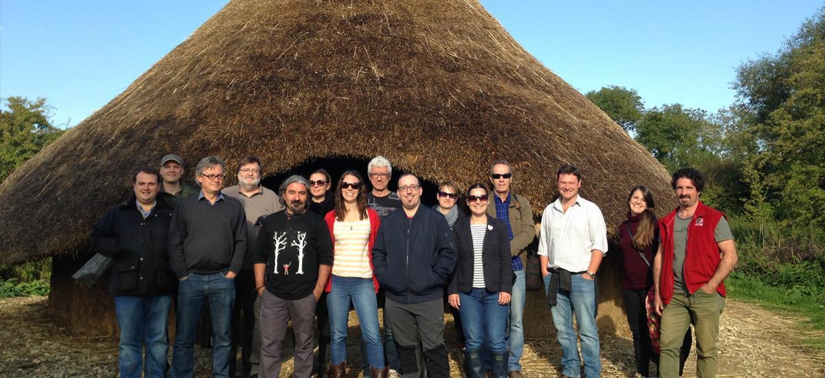 International cultural heritage workshop at the RAU