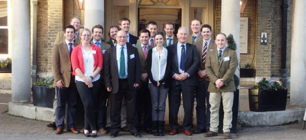 John Edgar Trust 2015 group photo