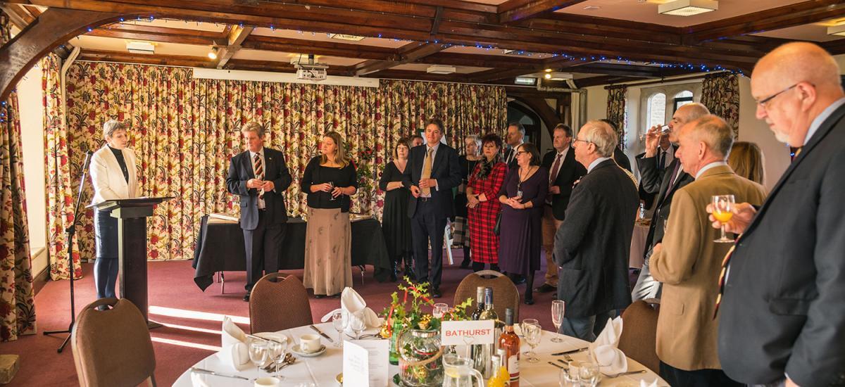 RAU Long Service Awards 2017