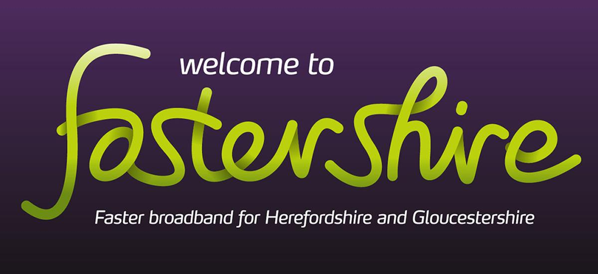Fastershire logo
