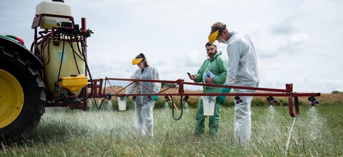 Pesticide course