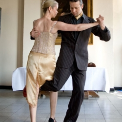 Argentinian Tango in the Main hall