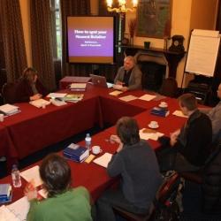 Seminar in the Bathurst Lounge