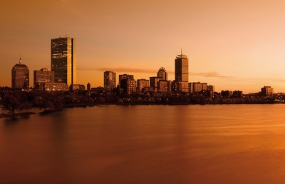 City skyscape