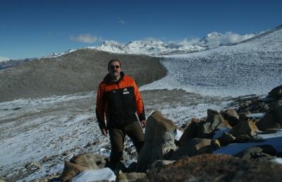 RAU scientist represents the UK at international Antarctic research committee
