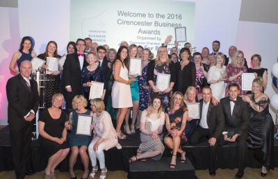 RAU crowned Business Innovation of the Year at Cirencester award
