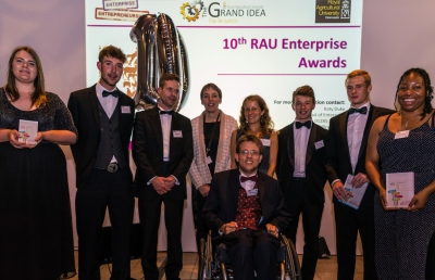 Grand Idea winners 2017