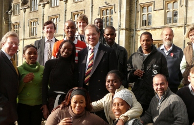 New Chair for the African Fellowship Trust