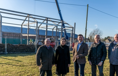 New facilities in Gloucestershire will benefit agri-tech innovators