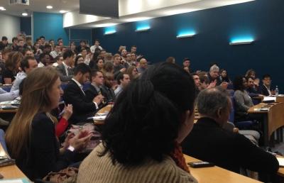 RAU students attend enterprise conference