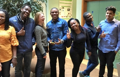 A year of sustainability at the RAU