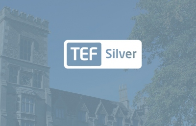 TEF Award - Silver
