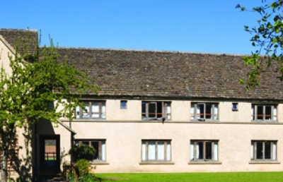 Campus accommodation at RAU Cirencester