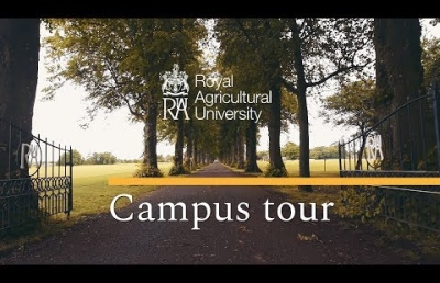RAU campus tour