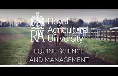 RAU School of Equine Management & Science