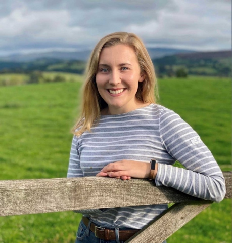 Two RAU Students have been selected for a National Agricultural Award | Royal Agricultural University
