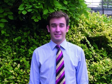 Charlie Russ, Graduate