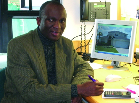 Percy Mabvuto Ngwira, alumni